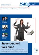 LSWB info 4/2010 - Steuerberater! Was nun?